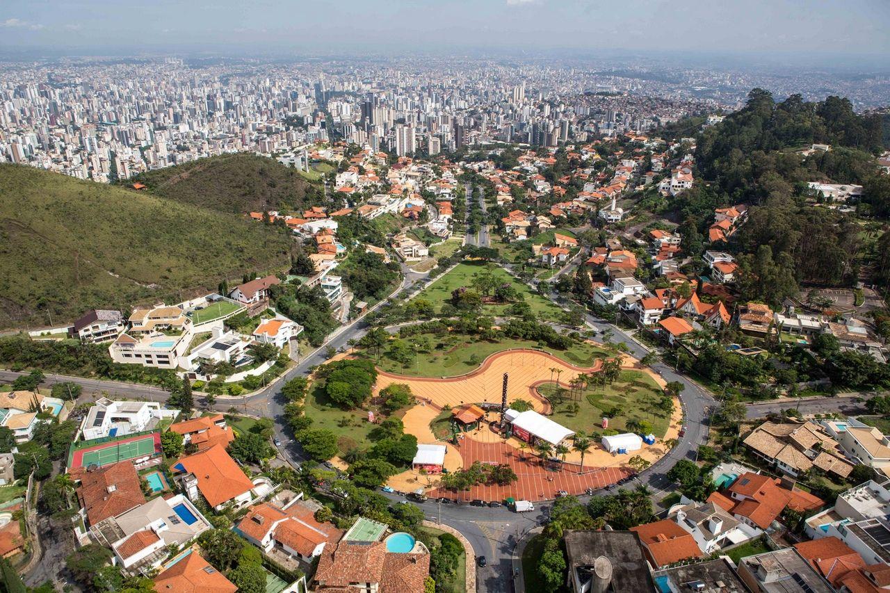 Belo Horizonte - Mangabeiras