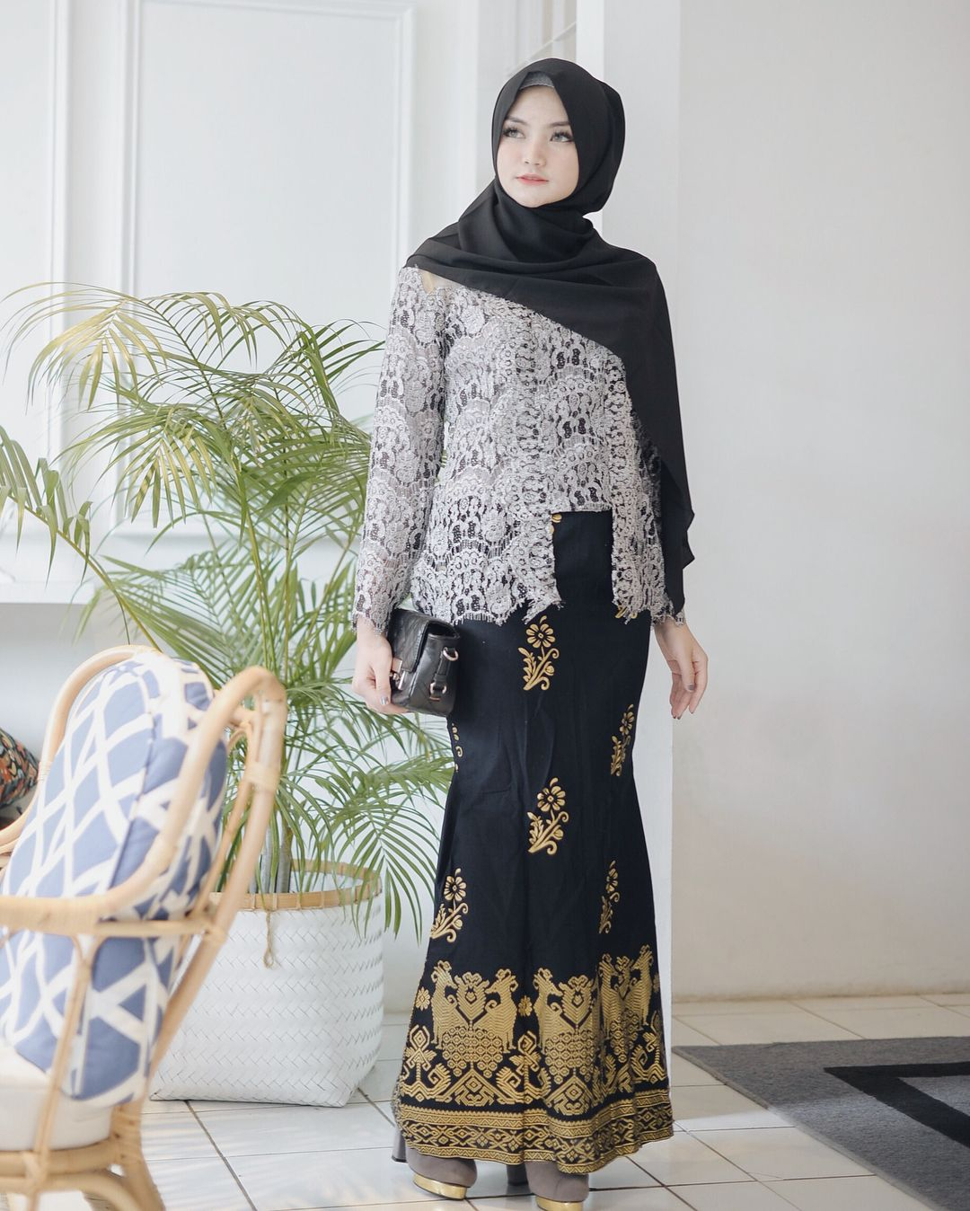 gaya hijabis #gayahijabis | hijab muslimah #hijabmuslimah ...