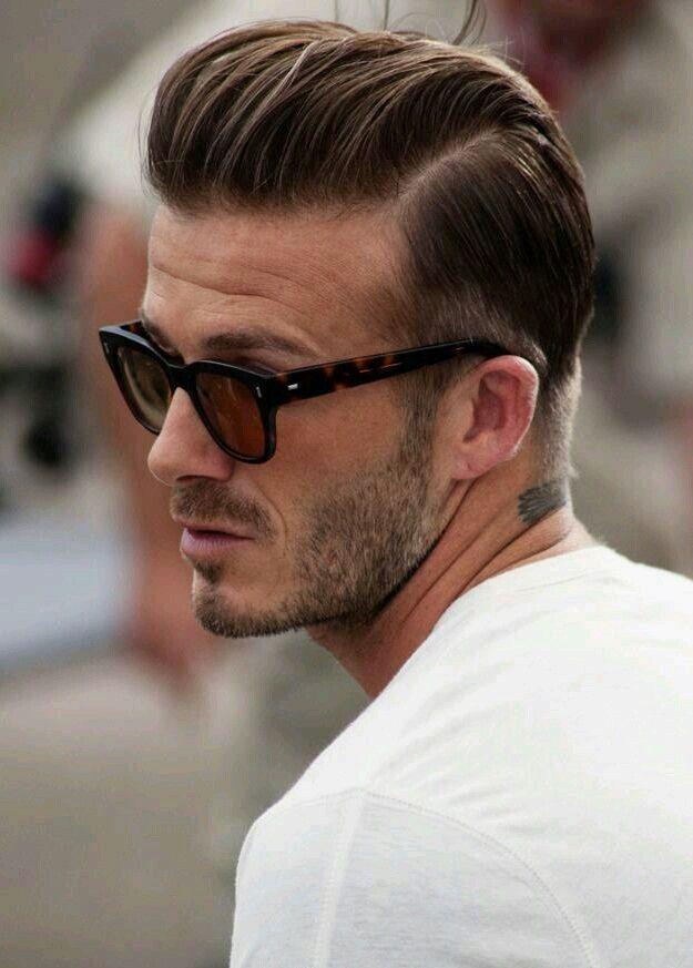 David Beckham Men Hair Styles Erkek Sac Modelleri Erkek