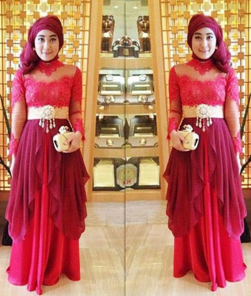 Koleksi Model Baju Muslim Untuk Perayaan Wisuda Para Desainer