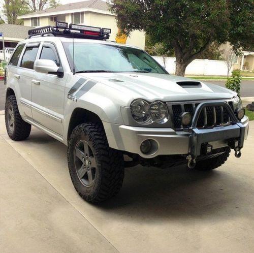 "2008-2010 Jeep Grand Cherokee & Commander 4"" Mopar"