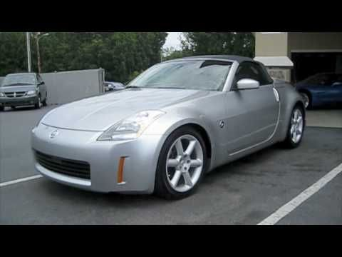 2005 Nissan 350z Roadster Start Up Exhaust And In Depth Tour