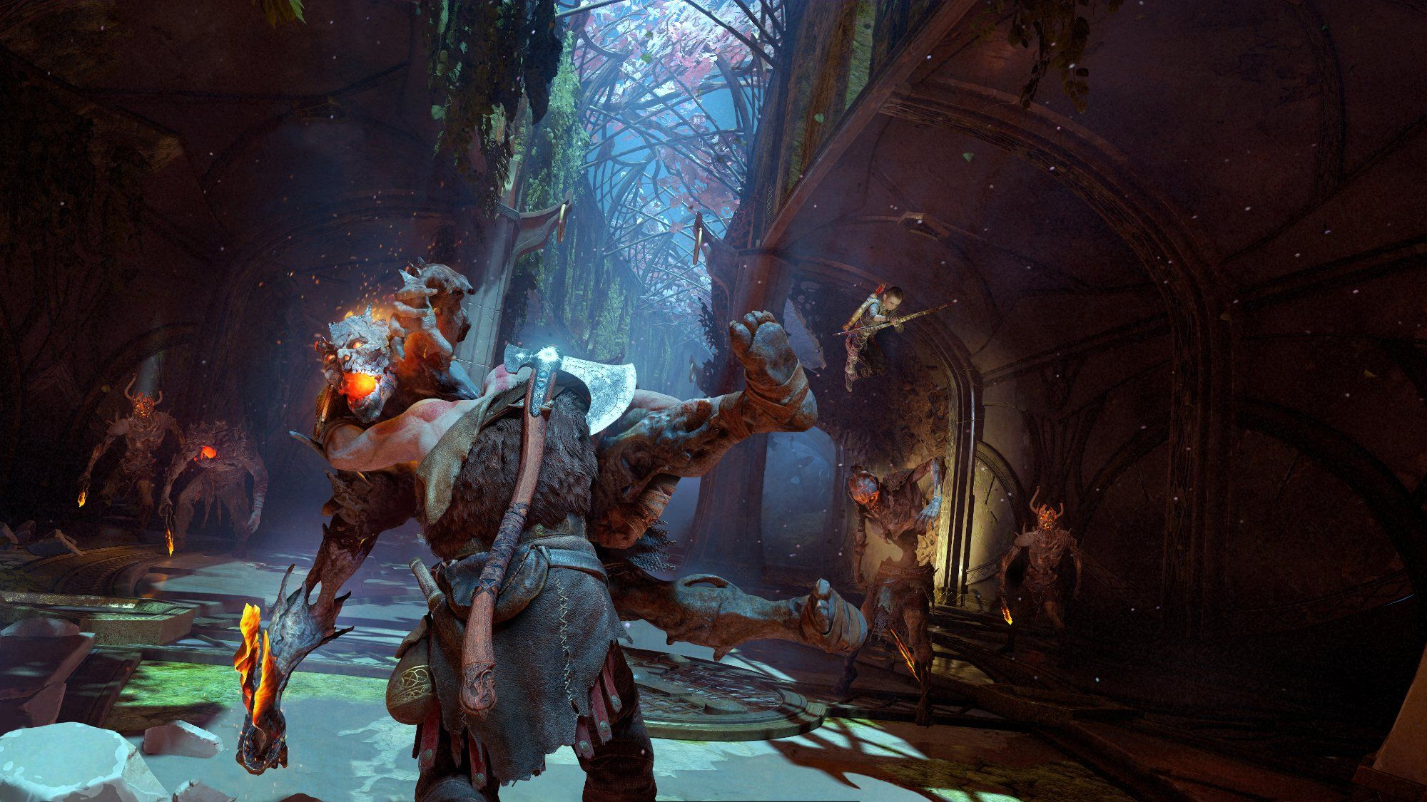 God Of War Ps4 Products In 2019 God Of War New Gods
