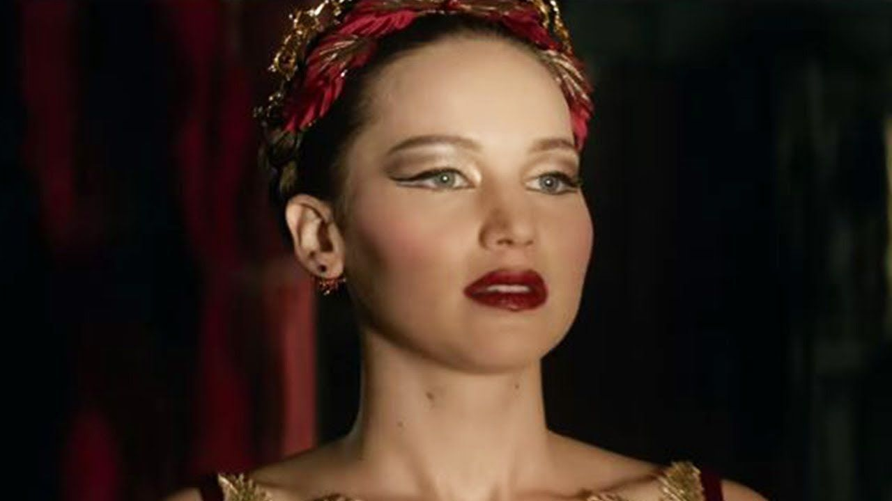 Jennifer Lawrence Transforms Into Dangerous Spy In NEW Red ...