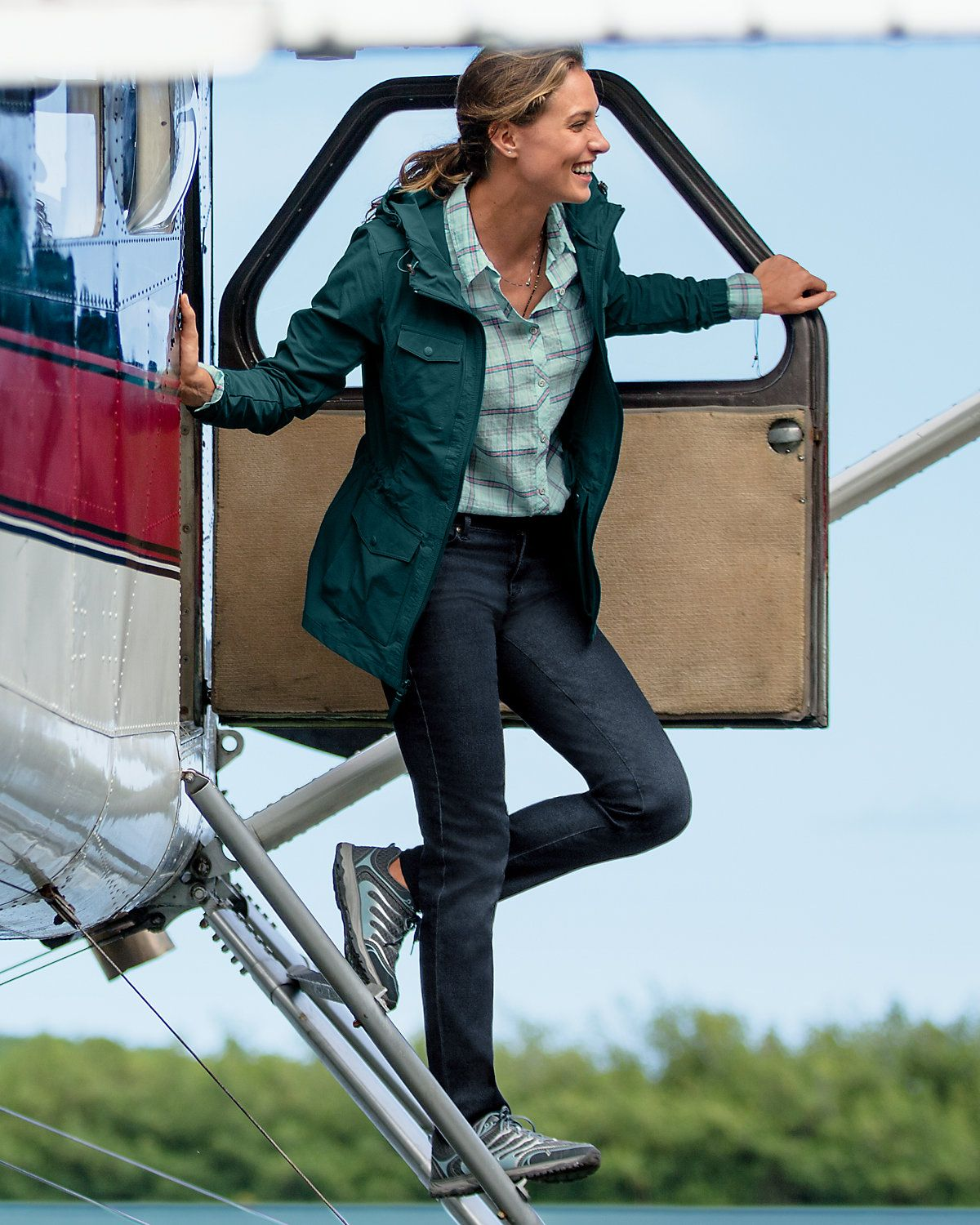 Women's Atlas Ii Jacket | Eddie Bauer | Jackets, Women