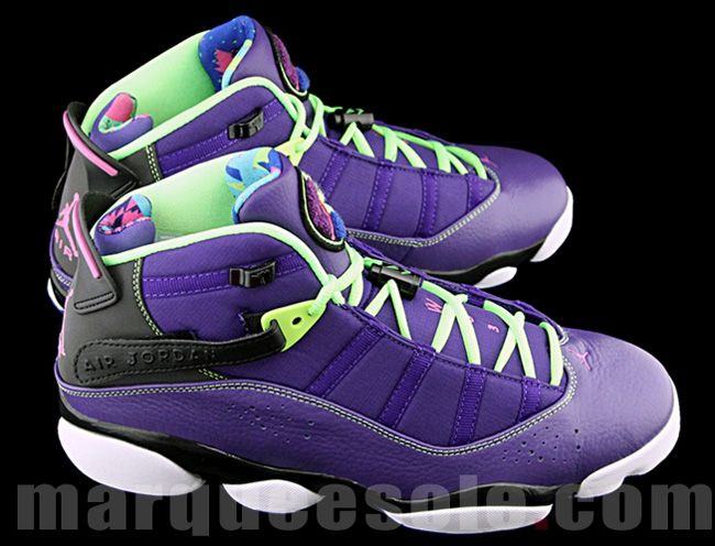 air jordan fresh prince 6 rings