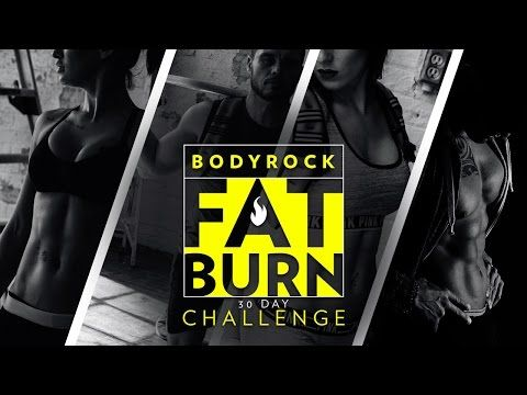 BodyRock Fat Burn Challenge