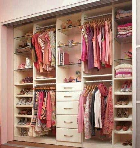 girls walk in closet. Closet Pequeno:Idéias Inspiradoras E Muito Criativas (BAIXO CUSTO). Girl ClosetWalk Girls Walk In I