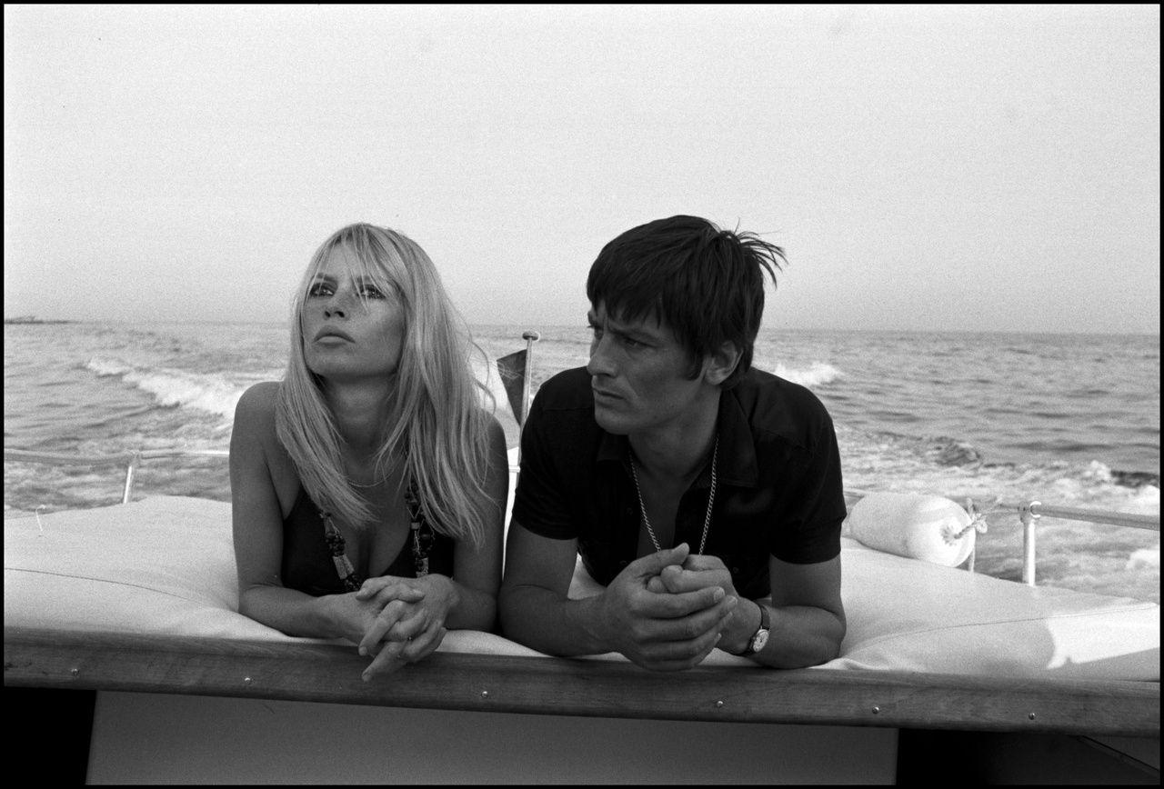 Alain Delon Pic 375018 Brigitte Bardot Brigitte Alain Delon