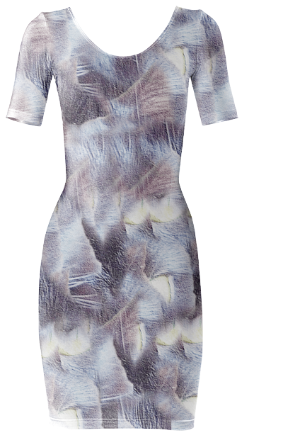She Who Sees Things Differently bodycon dress