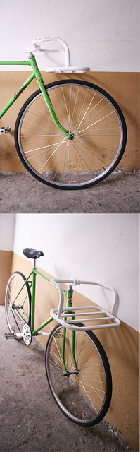 Fixed frontal rack