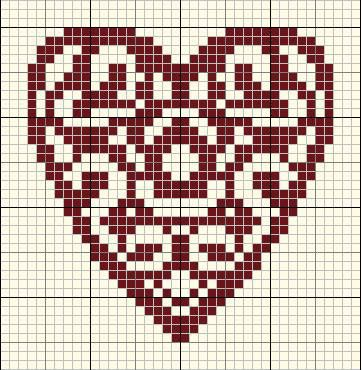 Stick Herz Cross Stitch Gallery Cross Stitch Cards Cross Stitch Heart
