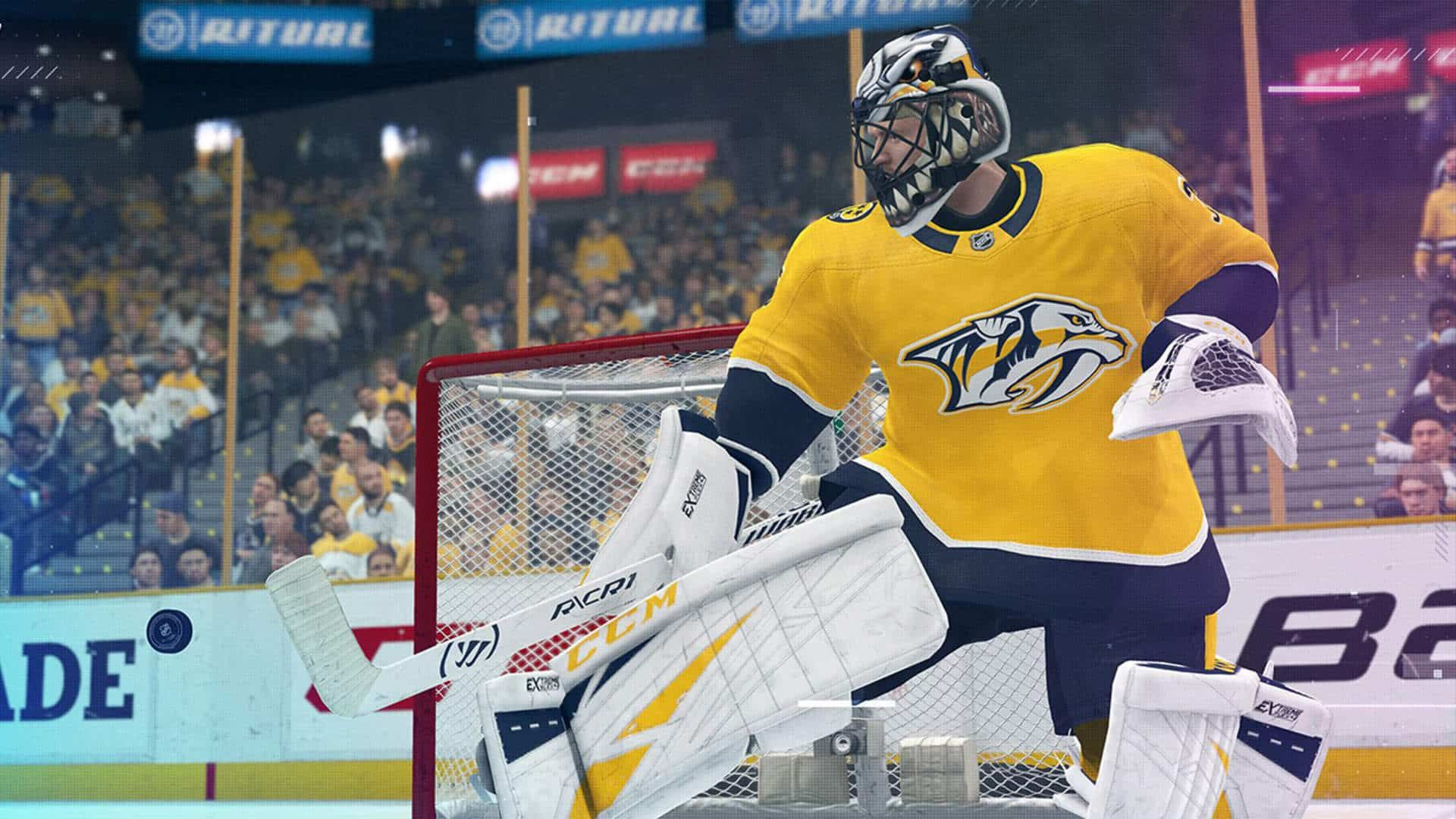 Nhl 21 Gets Patch To Fix Line Editing Issues Sports Gamers Online Nhl Nhl Season Gameplay