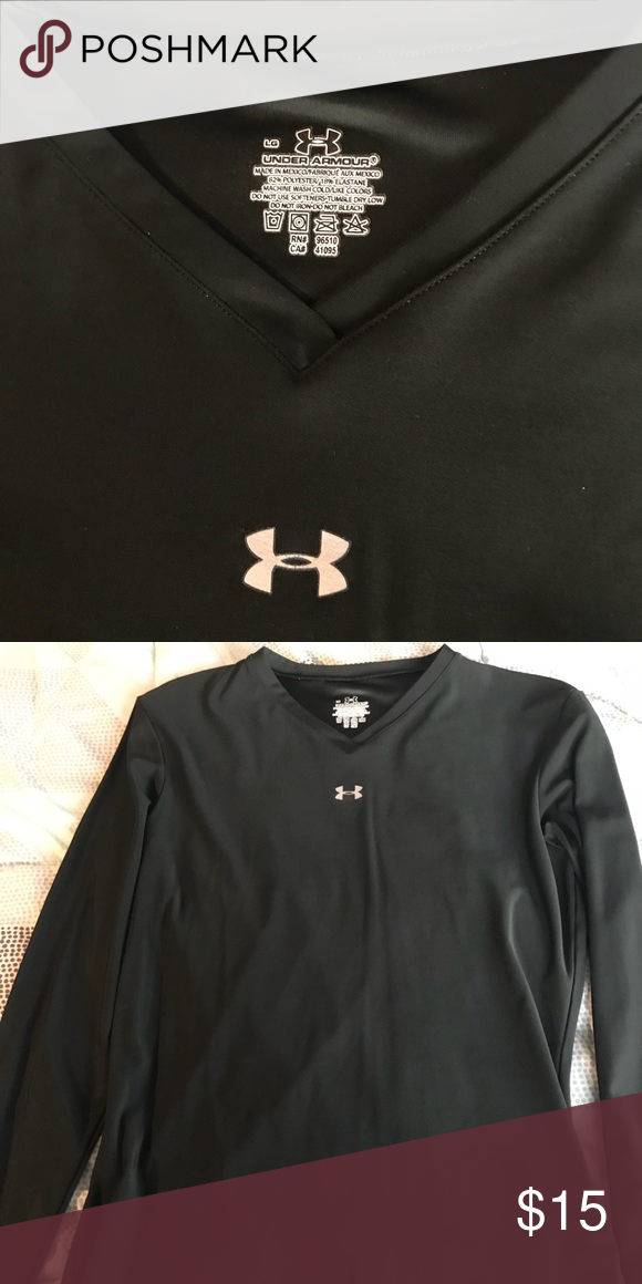 Women s Under Armour Shirt Cold gear Under Armour shirt. Under Armour Tops  Tees - Long Sleeve 02774e305
