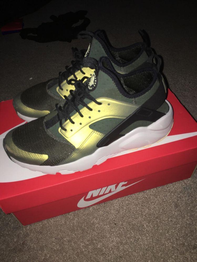 38d93176cd89 Nike Air Huarache Ultra (819685-002) Men s Shoes - Black 10 US  fashion   clothing  shoes  accessories  mensshoes  athleticshoes