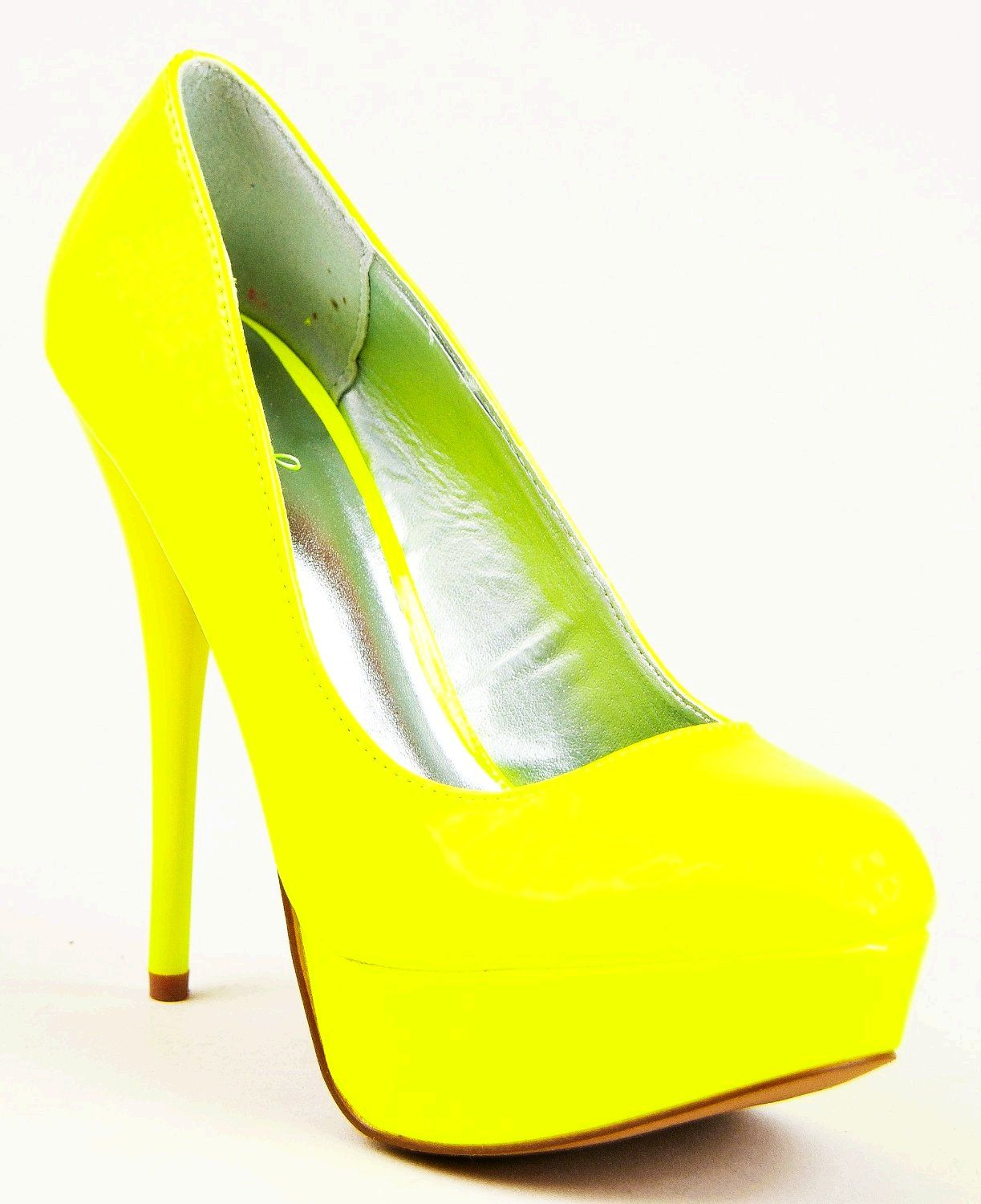 1000  images about shoes on Pinterest | Green high heels, Pump and ...