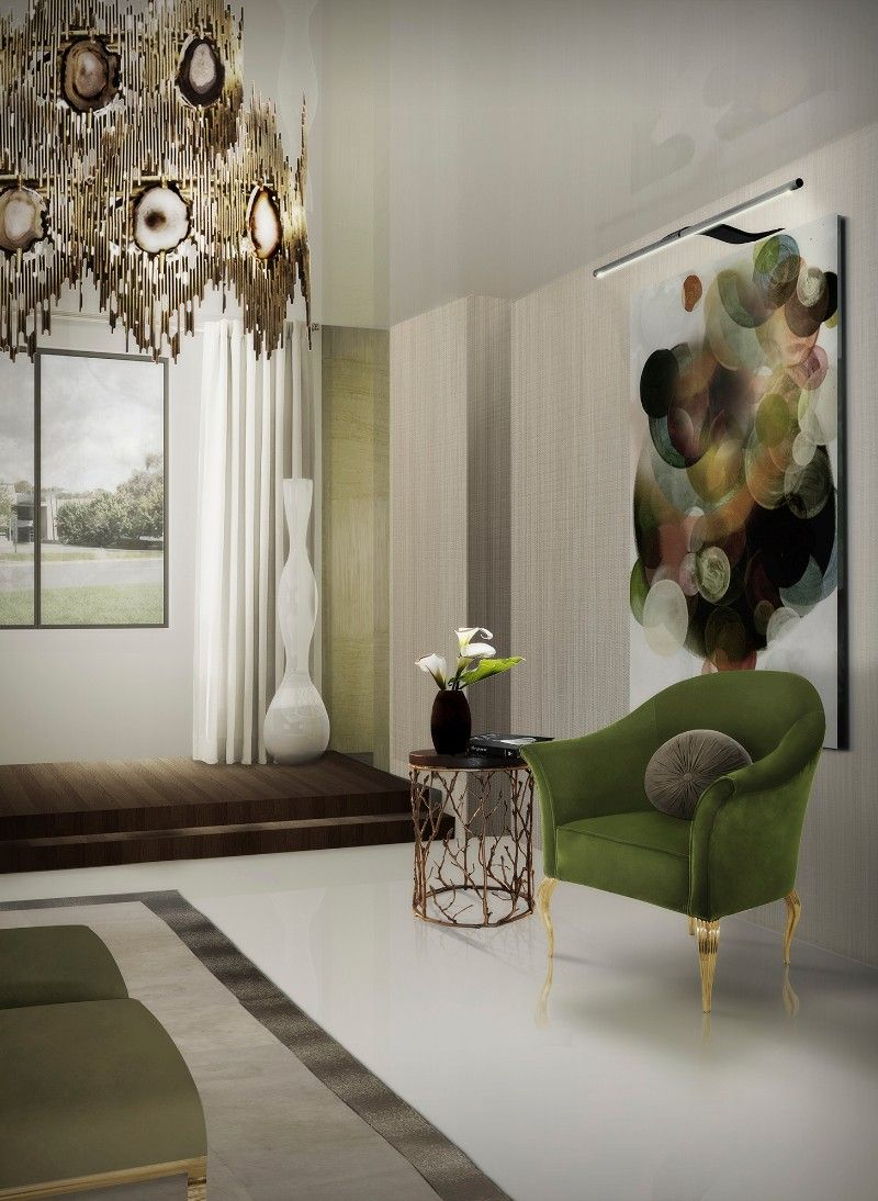 Wohndesign interieur badezimmer  side tables to improve your living space  pinterest  green