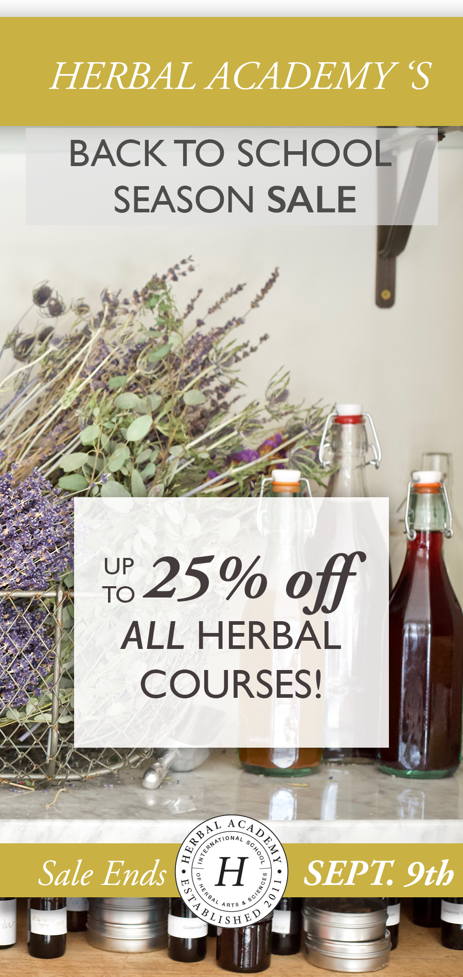 All Herbal Academy Herbal Courses on Sale Now Get up to