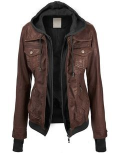 Cute brown leather jackets – Jackets photo blog
