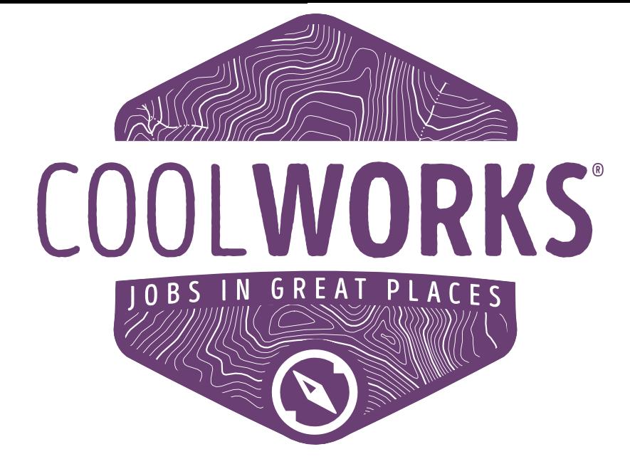 Seasonal jobs, Job, National park lodges