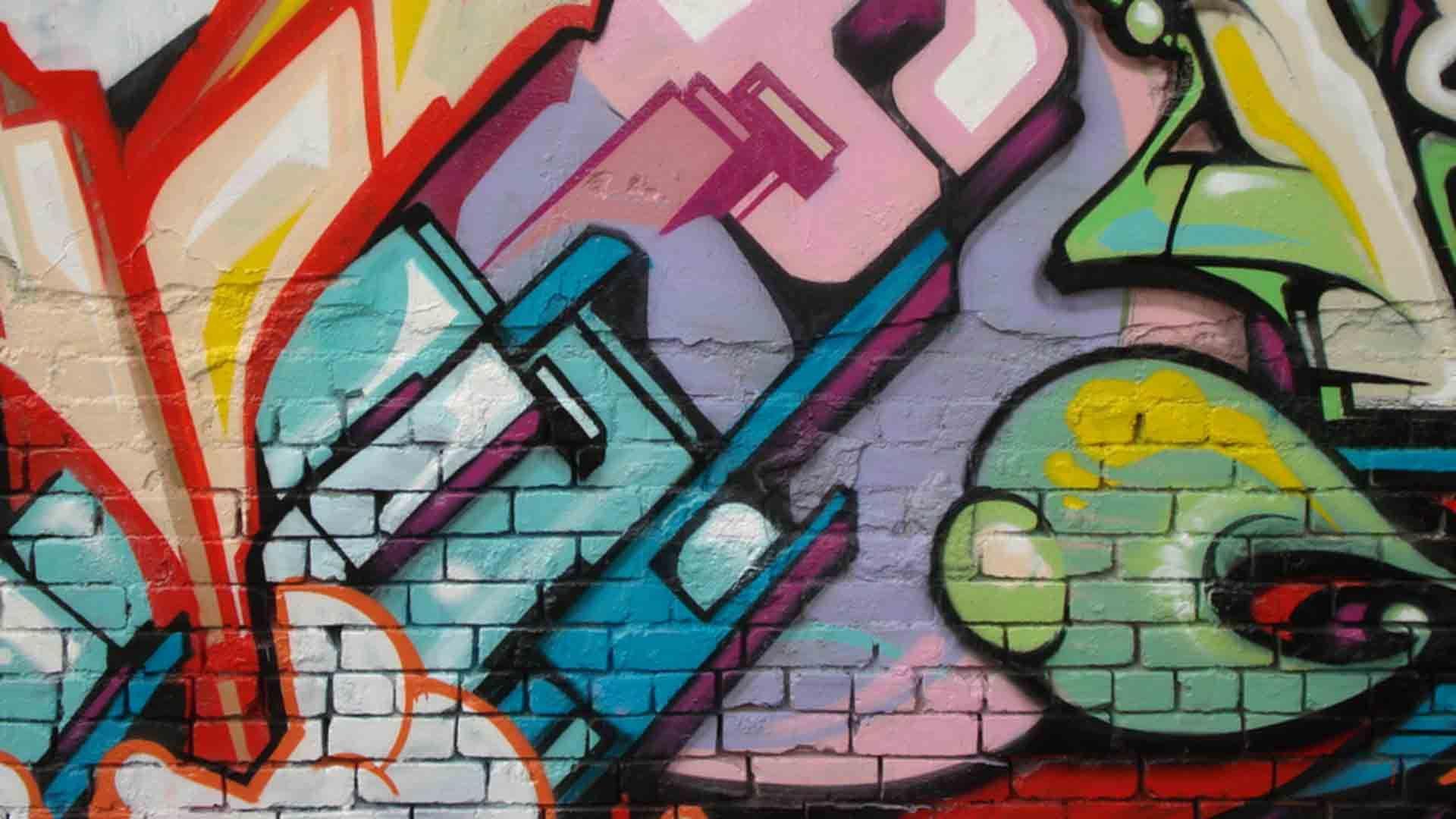 Graffiti Art Wallpapers For Iphone