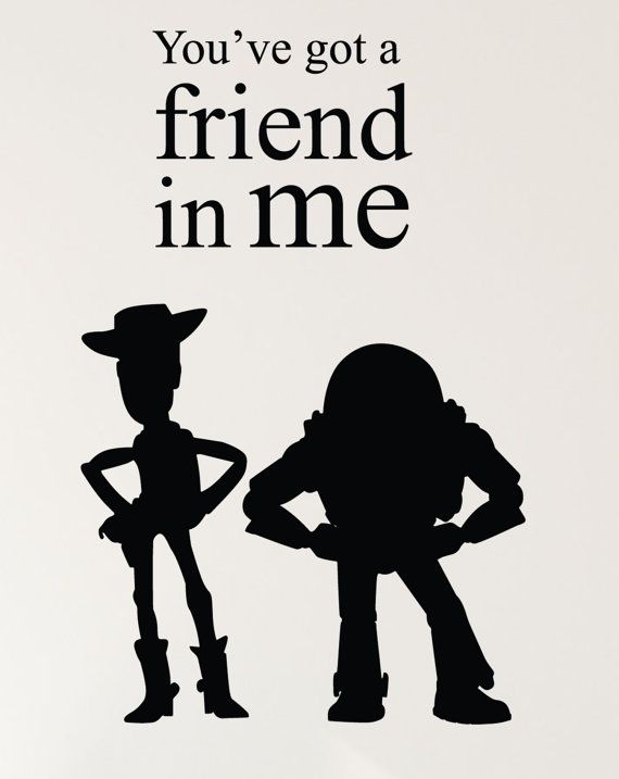 Toy Story Silhouette Google Search Cartoon Silhouettes