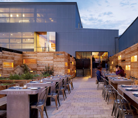 Ten Great Spots To Drink Outside Patio Design Interior Design Institute Restaurant Interior