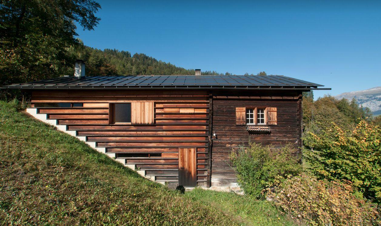 Peter Zumthor cladding(画像あり) ピーターズントー, 建築, 木造住宅
