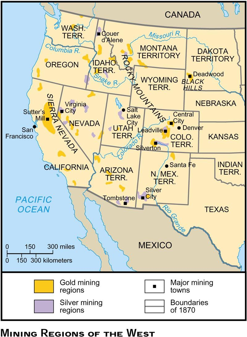 Transcontinental Railroad And Federal Land Grants - Us railroad map 1865