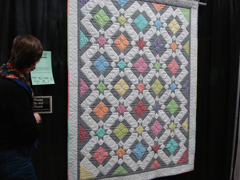 Quilt Show March 2016, New Jersey, USA