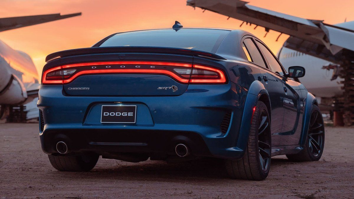 2020 Dodge Charger Widebody Dodge Charger Dodge Challenger Srt