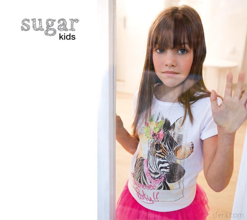 Abril de Sugar Kids para Sfera