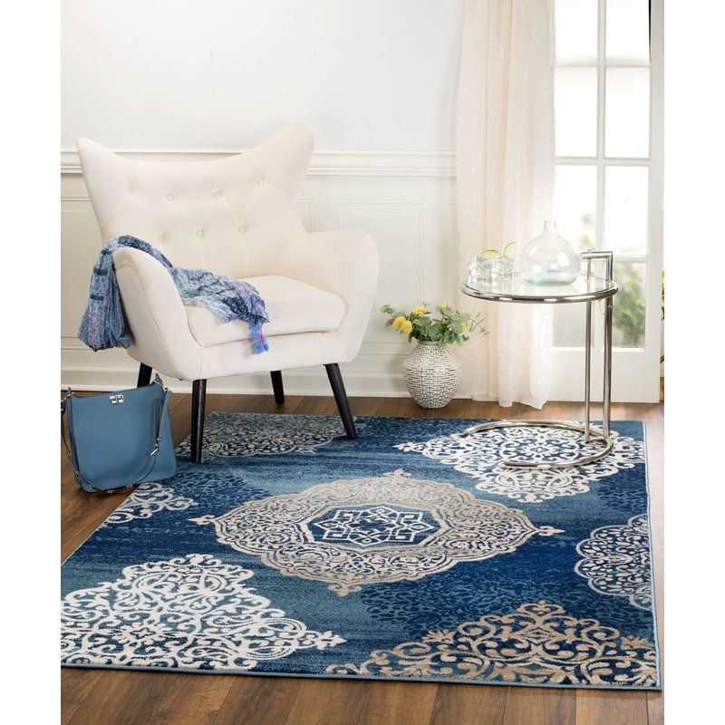 Anita Navy Blue Area Rug Blue And White Rug Living Room Area Rugs Navy Living Rooms #navy #blue #rugs #for #living #room