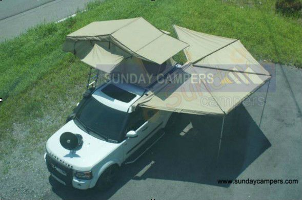 Off Road Car Roof Tents With Swing Out Awning Picture From Beijing Sunday Campers Co View Photo Of Tent Top