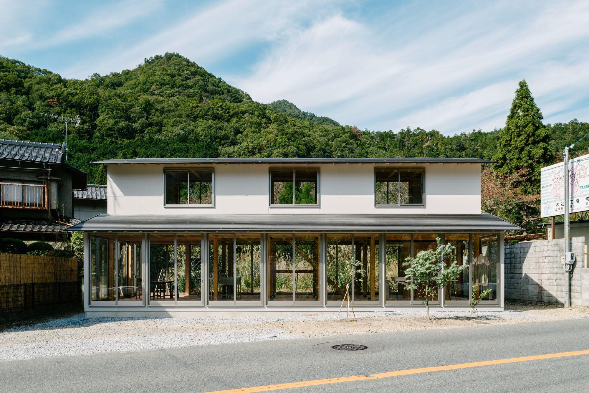 Kimuramatsumoto House T Salon T Kyoto House Pinterest