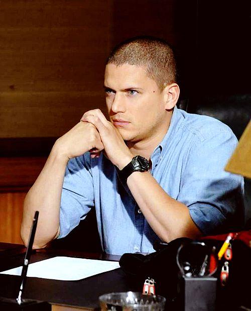Michael Scofield #PrisonBreak #4season