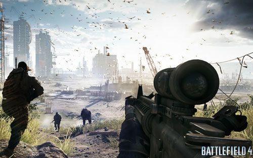 Battlefield 4 Standard Edition Xbox 360 Battlefield 4