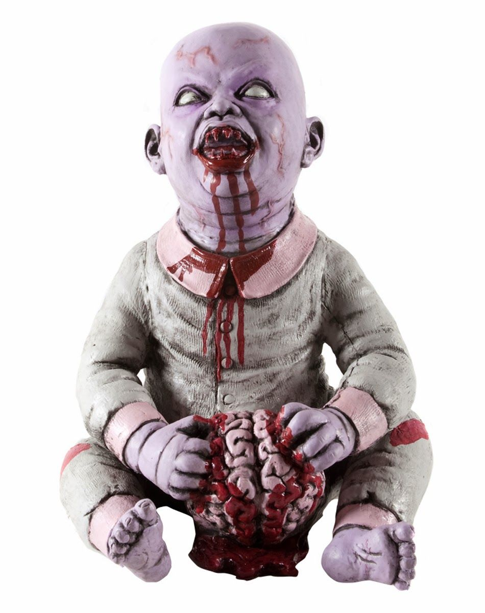 spirit zombie babies brain eata zombie baby