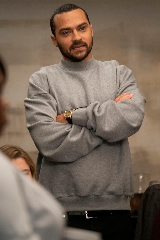 Jesse Williams Tell Tale Tv Jesse Williams Greys Anatomy Greys Anatomy Episodes