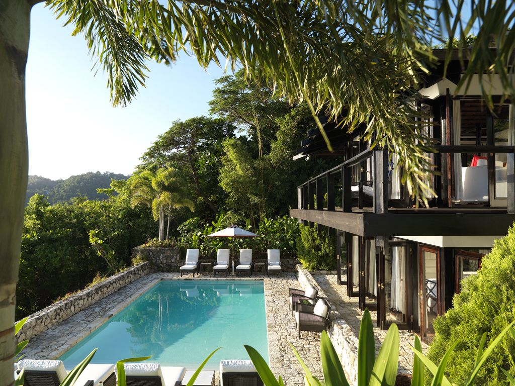 Jamaica villas goat hill travel keys home sweet homes pinterest - Villa de reve pineapple jamaique ...