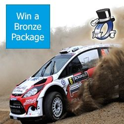 Win a Bronze Package | Rally Acropolis 2013