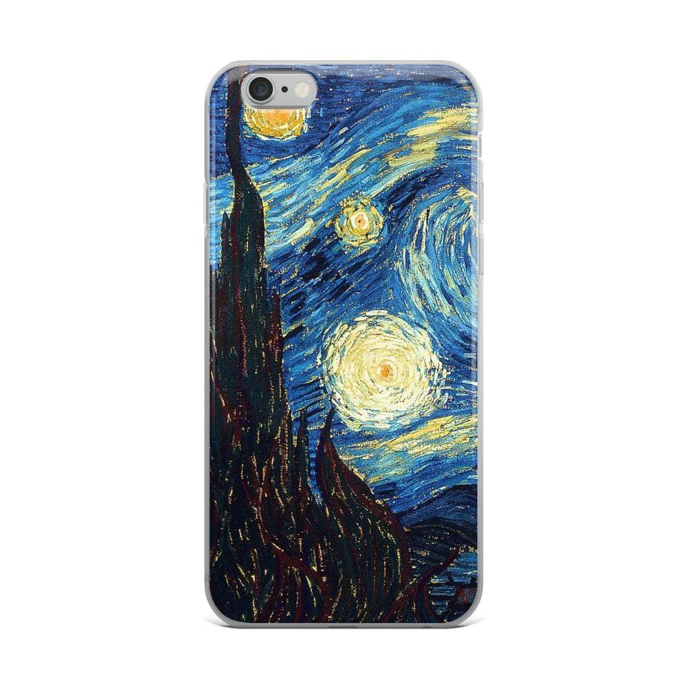 Vincent Van Gogh Art iPhone Case, Van Gogh Phone Case   Art iphone ...