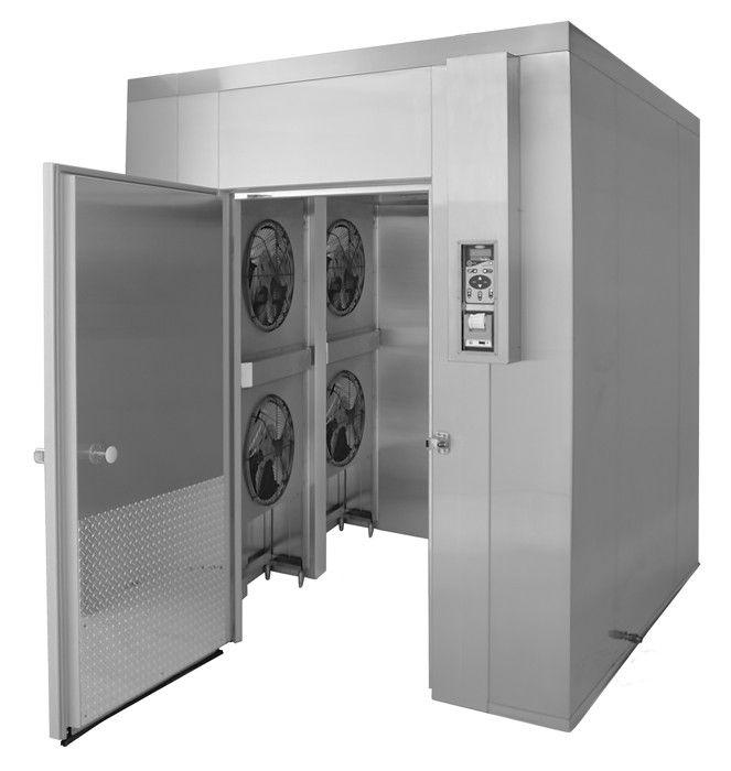 Walk In Blast Freezer Refrigeration And Air Conditioning Locker Storage Storage
