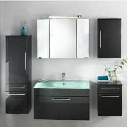 40 Cm X 68 Cm Badschrank Beckwith In 2020 Custom Bathroom Vanity Vanity Bathroom Decor