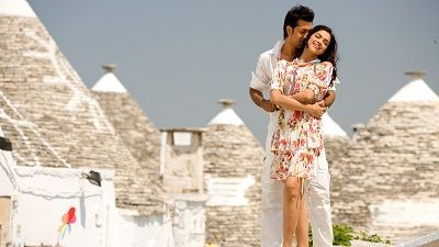 Ranbir Kapoor And Deepika Padukone In Bachna Ai Haseeno Shot In Greece Bollywood Movies Deepika Padukone Movie Photo