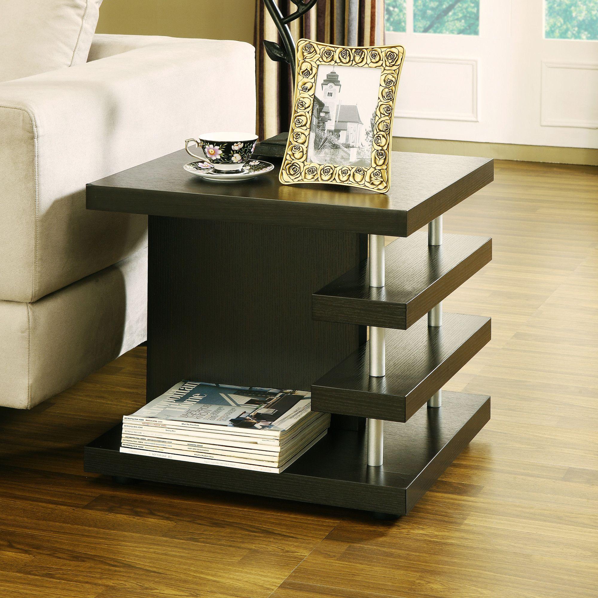 Enjoyable Hokku Designs Cira End Table Reviews Wayfair Living Forskolin Free Trial Chair Design Images Forskolin Free Trialorg
