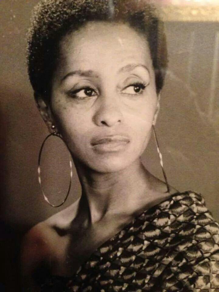 Marla Gibbs  Mai Style Lhistoire Des Noirs  Vintage -6573