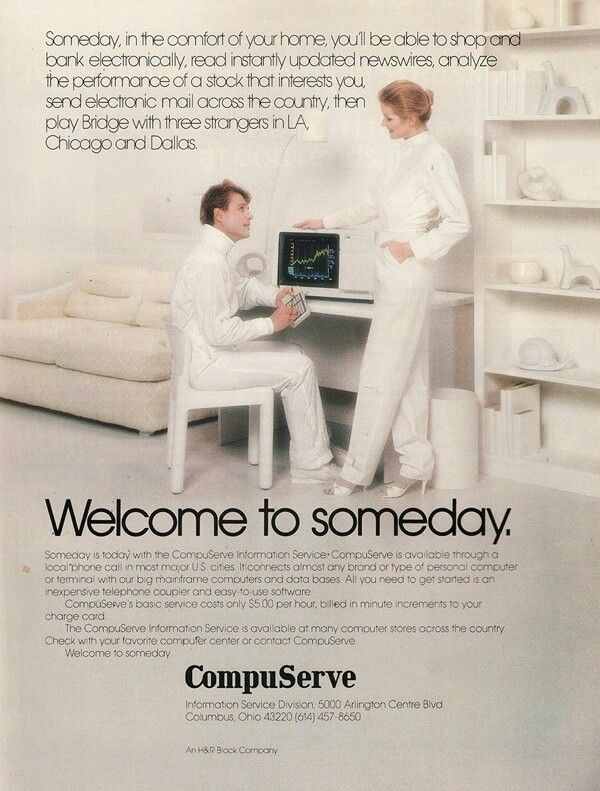 Welcome to someday