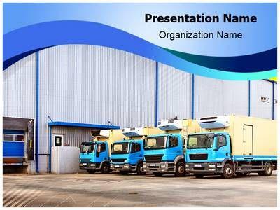 Warehouse truck powerpoint template is one of the best powerpoint warehouse truck powerpoint template is one of the best powerpoint templates by toneelgroepblik Gallery