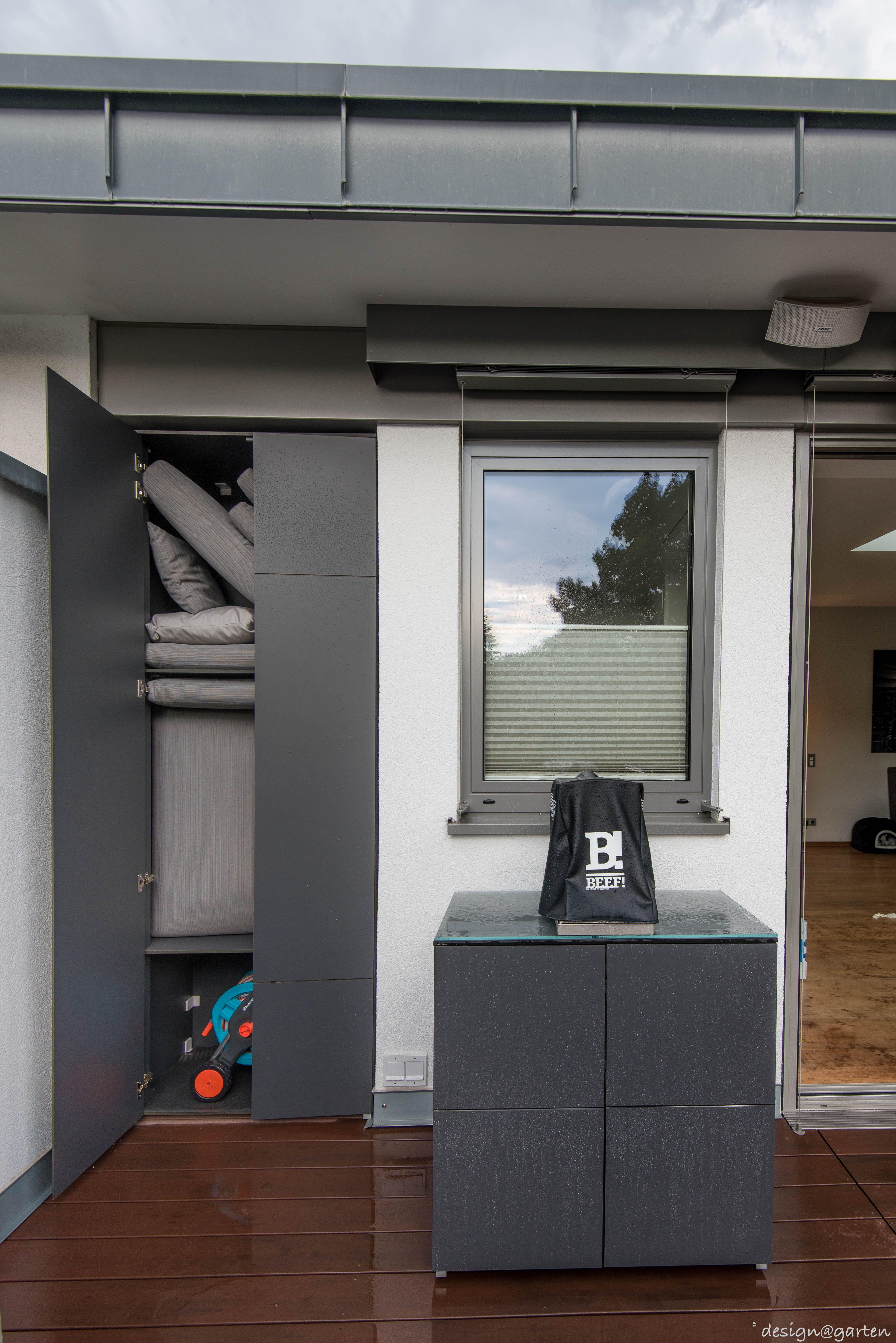 Terrassenschrank @_win / Beefer-Schrank by design@garten ...